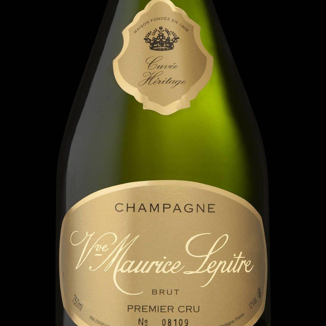 champagne Veuve M Lepitre